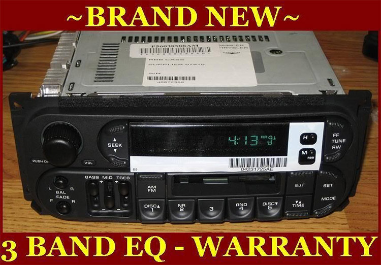 007 oem radios vehicle radio & electronic original replacement parts 2002 dodge durango infinity sound system wiring diagram at crackthecode.co