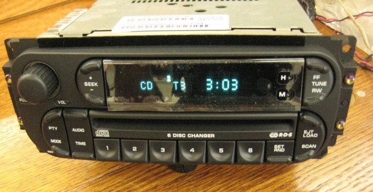 Oem Radios Vehicle Radio Electronic Original Replacement Parts Rhoemradios: 2000 Dodge Ram 2500 Touch Screen Radio At Gmaili.net