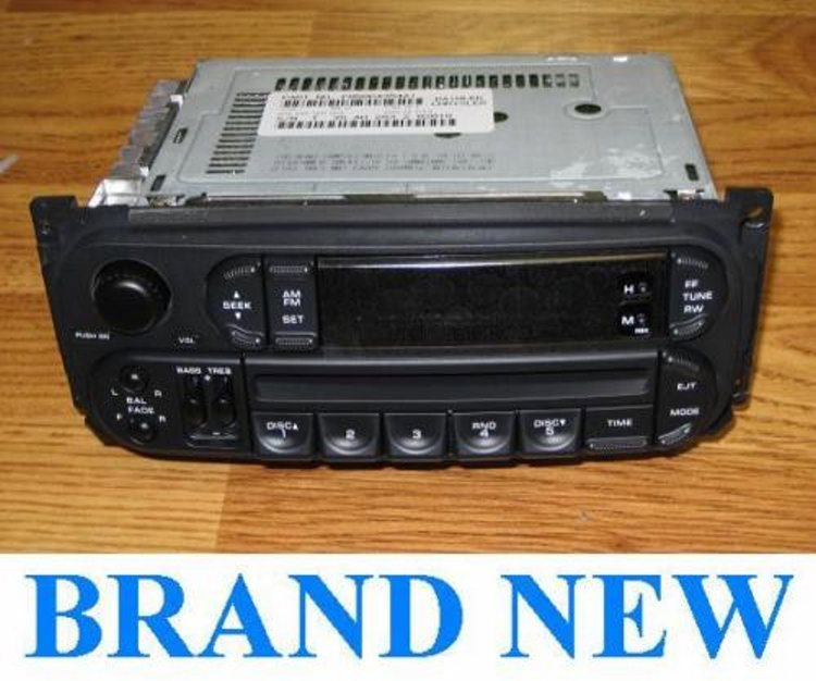 Oem Radios Vehicle Radio Electronic Original Replacement Parts. New 200206 Dodge Ram Durango Dakota Neon Cd Player Radio Jeep Wrangler Liberty. Wiring. 2000 1500 Ram Radio Schematic At Scoala.co