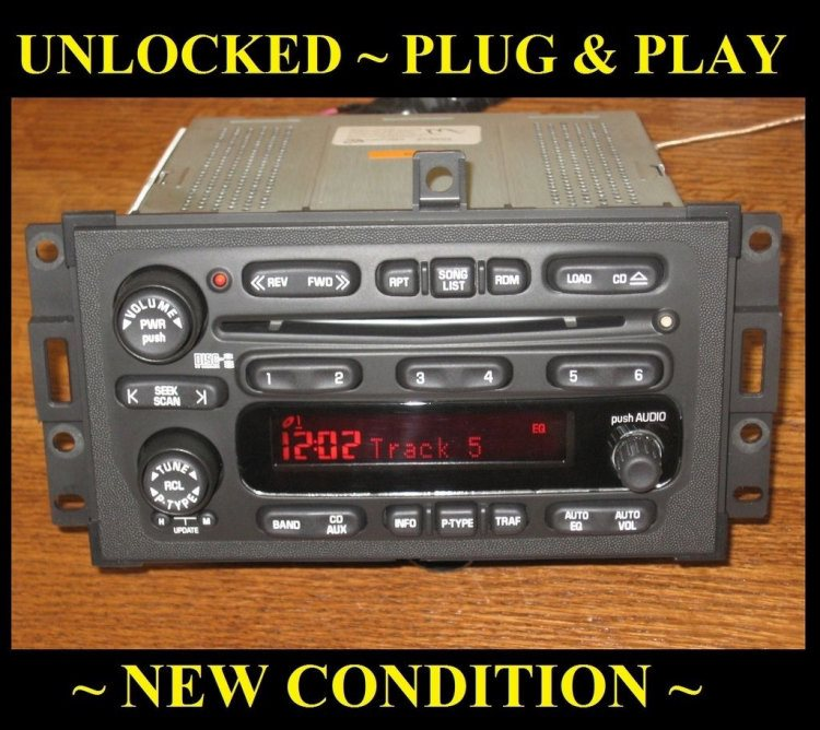 Oem Radios Vehicle Radio Electronic Original Replacement Parts